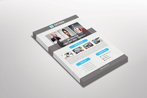 Getidea Corporate Flyer Template