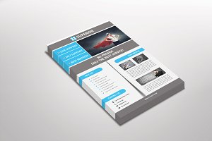 Superior Corporate Flyer Template