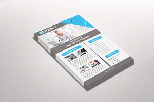 Planner Corporate Flyer Template