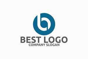Best - Letter B Logo