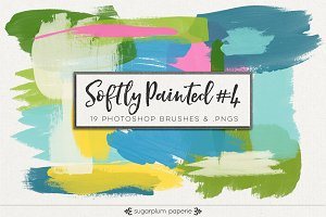 Softly Painted #4 : Brushes