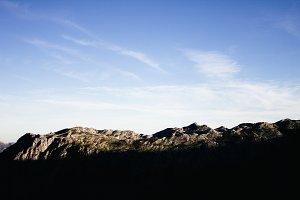 Mountain range in Picos de Europa