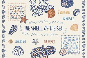 The smell of the sea