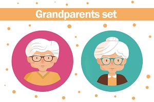 Grandparents set