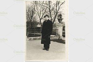 Soviet man