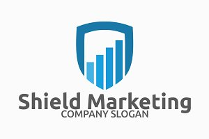 Shield Marketing Logo