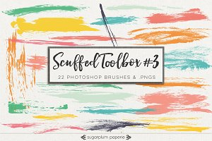Scuffed Toolbox #3 : Brushes