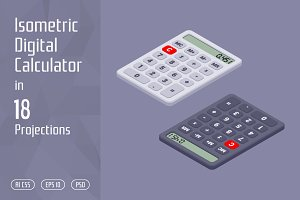 Isometric Calculators