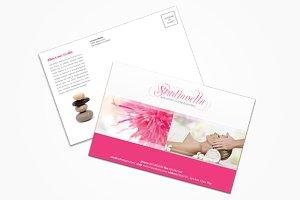Beauty&Spa Postcard