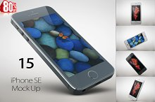 Bundle iPhone SE 2016 Mocp Up
