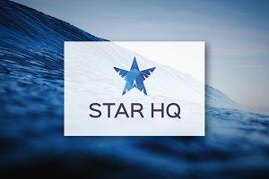 StarHQ - Logo Design