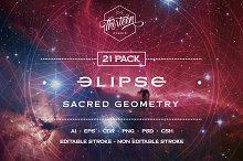 Elipse Sacred Geometry