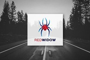 Redwidow - Logo Design