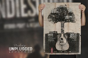 Unplugged - Poster