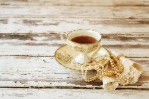 Pretty Coffee and Tea
