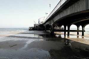 Pier in Bournemouth