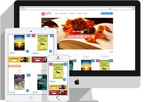 Ap Book Prestashop Theme