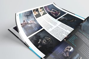 Portfolio - Artbook for Indesign