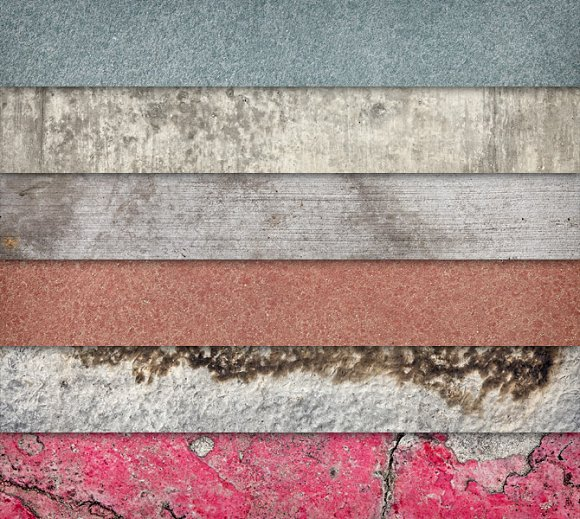 Concrete and Cement Textures Pack 1 in Textures - product preview 2
