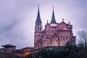 Sanctuary of Covadonga VI