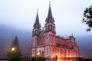 Sanctuary of Covadonga II