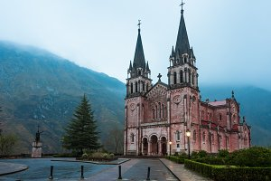 Sanctuary of Covadonga