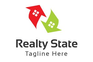 Realty State Logo