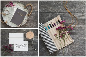 Rustic Styled Stock Photo Bundle