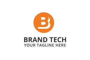 Brand Tech Logo