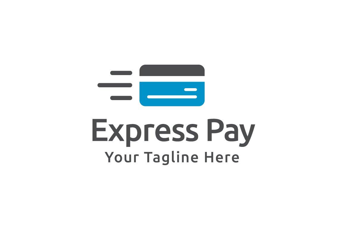Express Pay Logo Template ~ Logo Templates ~ Creative Market