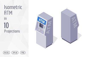 Isometric ATM