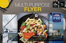 Multipurpose Flyer Vol.02