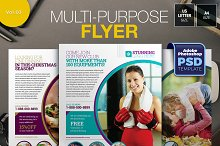 Multipurpose Flyer Vol.03