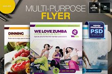 Multipurpose Flyer Vol.05