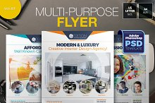 Multipurpose Flyer Vol.07