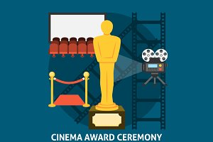 Cinema award ceremony
