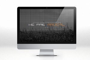 Radical - 1 Page Portfolio Template