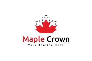 Maple Crown Logo