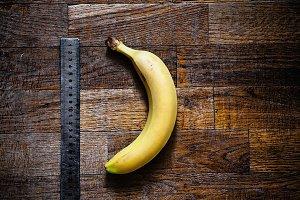 Banana Measurer