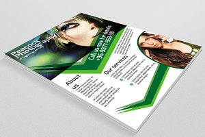 Photography Flyer Template-V03