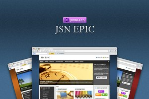 JSN Epic - Responsive Business Theme