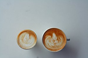 Couple latte