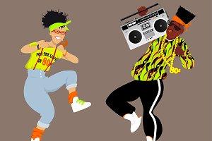 1980s hip hop