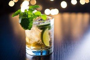 Fresh summer cocktail