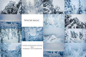 Winter Magic-Photos & Presets