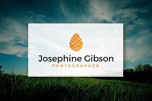 Josephine Gibson - Logo Design