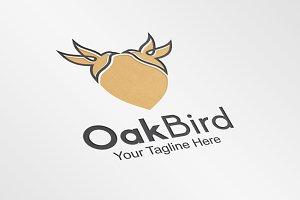 OakBird – Logo Template