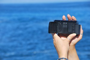 veideo camera