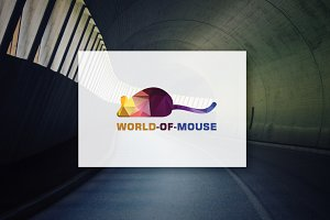 World of Mouse - Logo Design
