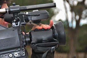 Cameraman, videographer